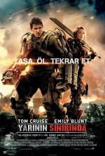 Yarının Sınırında (2014) afişi