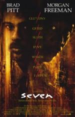 Yedi (1995) afişi