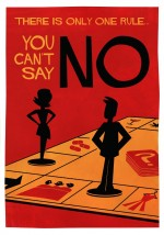 You Can't Say No (2017) afişi
