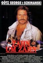 Zahn Um Zahn (ı) (1985) afişi