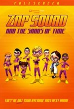 Zap Squad And The Sands Of Time (2009) afişi