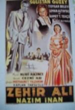 Zehir Ali (1959) afişi