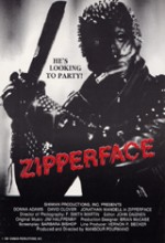 Zipperface (1992) afişi