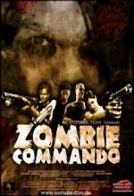 Zombie Commando (2006) afişi