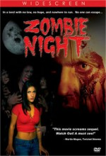 Zombie Night (2003) afişi