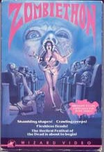 Zombiethon (1986) afişi
