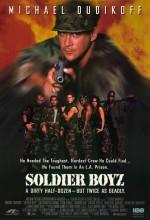 Soldier Boyz (1996) afişi