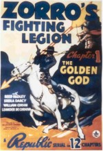 Zorro's Fighting Legion (1939) afişi