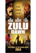 Zulu Dawn (1979) afişi