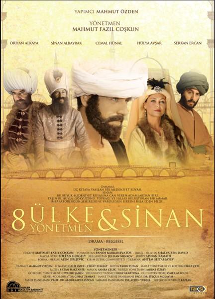 8 ülke 8 Yönetmen Ve Sinan