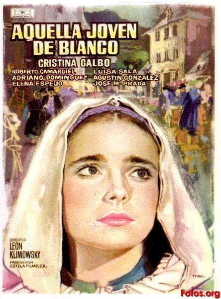 Aquella Joven De Blanco