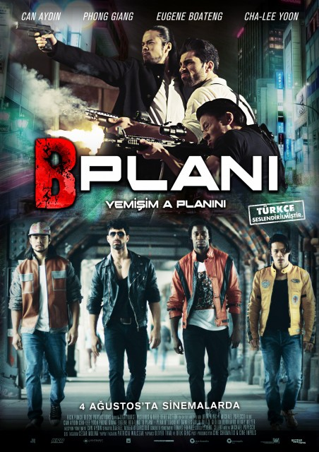 The Plan (Korean Movie - 2014) - 설계 @ HanCinema :
