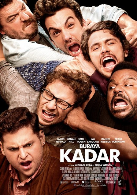 Buraya Kadar / This is the End (2013)