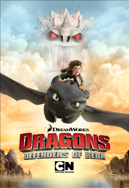 Dragons: Riders of Berk Sezon 2
