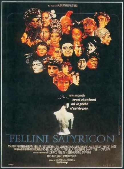 Fellini Satyricon