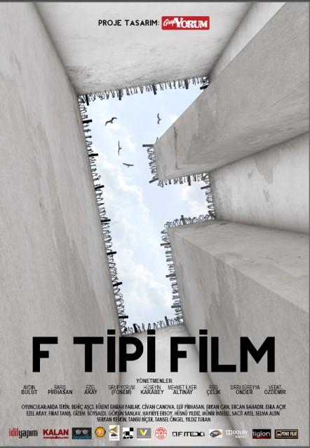 F Tipi Film 2012 (DVDRip XviD) Tek Link indir