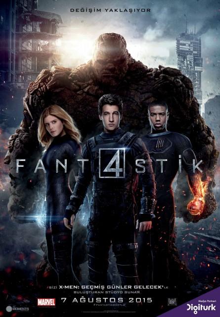 Fantastik Dörtlü – The Fantastic Four
