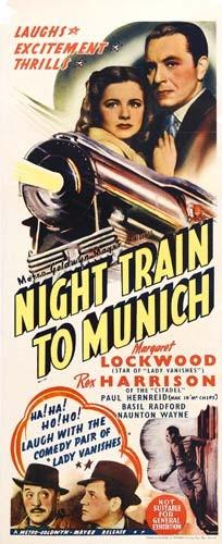 Gece Treni ile Münih