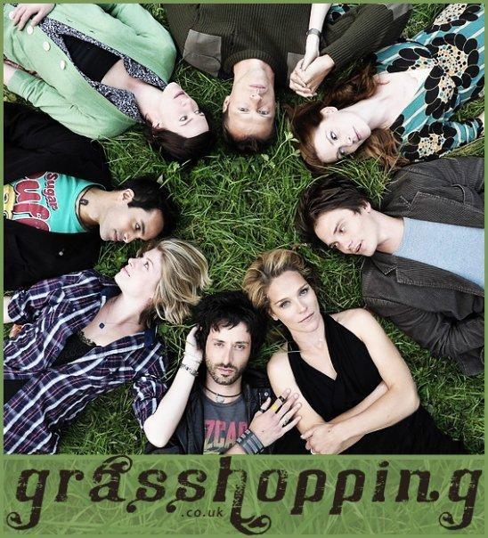 Grasshopping