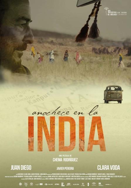 Hindistan'da Gece Şelalesi