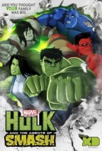 Hulk and the Agents of S.M.A.S.H Sezon 1