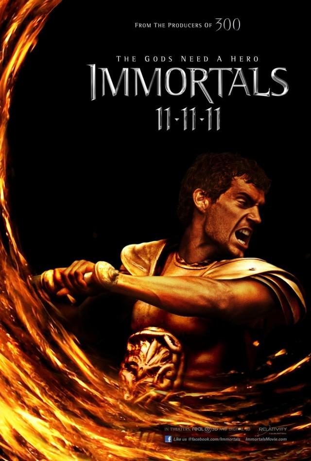 Immortals 1308690546 - Yak�nda vizyona girecek filmler