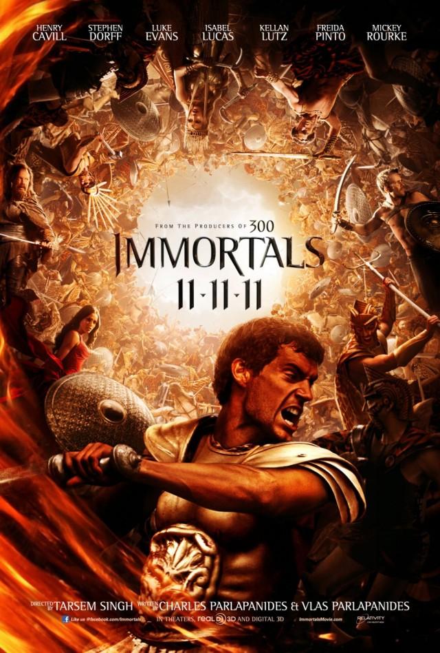 Immortals 1311461825 - Yak�nda vizyona girecek filmler