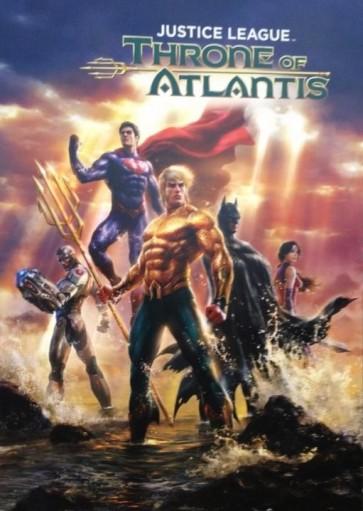 Justice League: Throne of Atlantis  izle