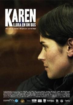 Karen Otobüste Ağlıyor