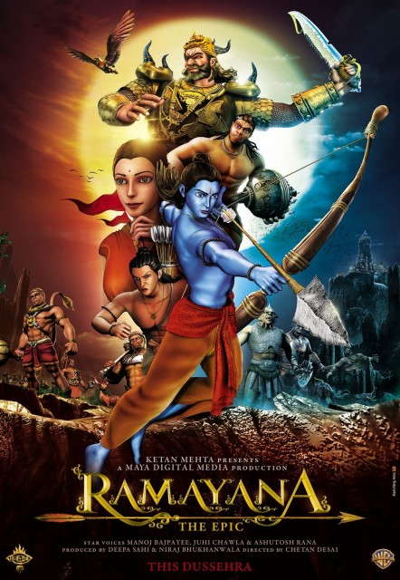 Ramayana The Epic
