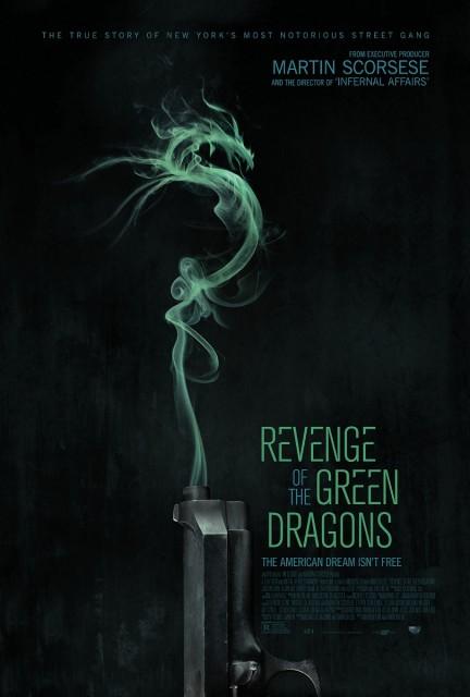 Revenge of the Green Dragons (2014) DVDRip Orjinal Dil