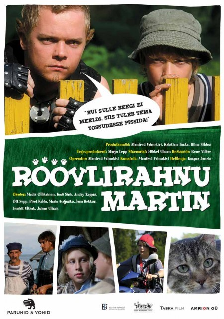 Röövlirahnu Martin