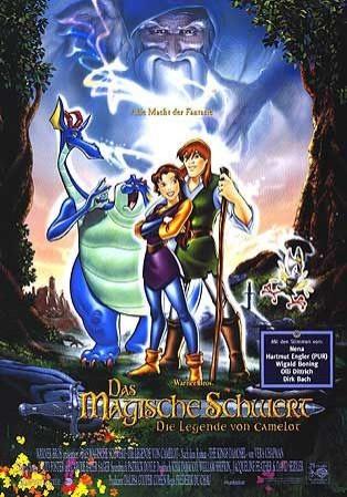 Sihirli Kılıç: Camelot'u Arayış
