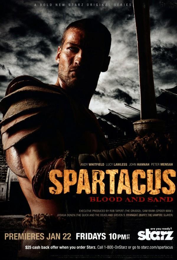 Spartacus: Kan ve Kum