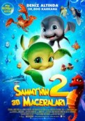 Sammy´nin Maceraları 2 –  Sammy's Adventure 2 [3D]