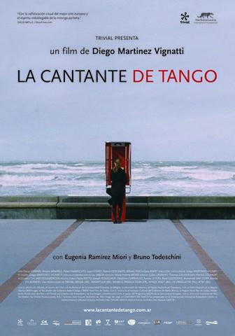 Tango şarkıcısı