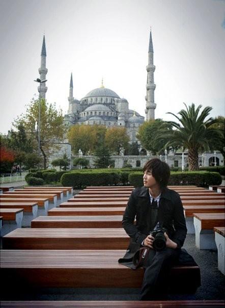 Travel To Turkey With Gye-sang Yun