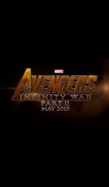 Avengers: Infinity War - Part II