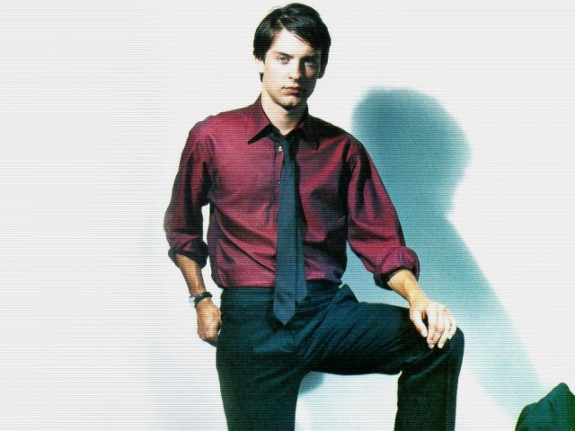 Tobey Maguire 3 - Tobey Maguire