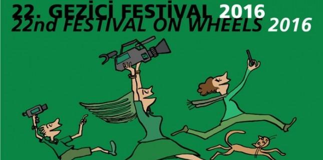 22. Gezici Festival, Yolculuğuna Yarın Başlıyor