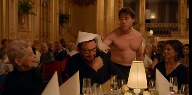 70. Altın Palmiye 'The Square' Filminin!