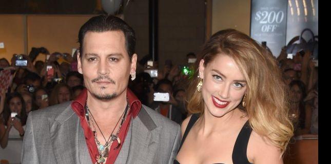 Amber Heard, Johnny Depp'e Boşanma Davası Açtı