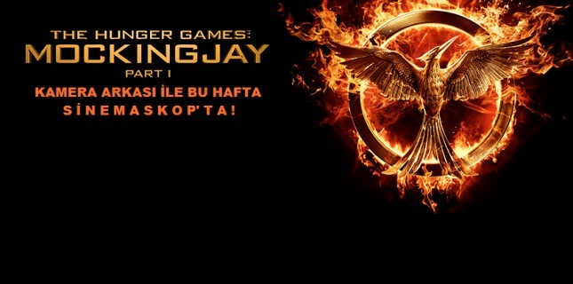 Hunger Games Mockingjay ve Deliha, Sinemaskop'ta