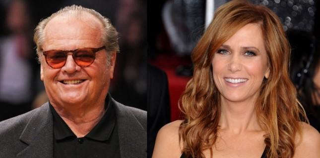 Jack Nicholson 'Toni Erdmann' Oluyor!