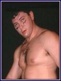 John Strong profil resmi