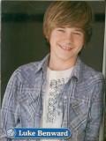 Luke Benward profil resmi