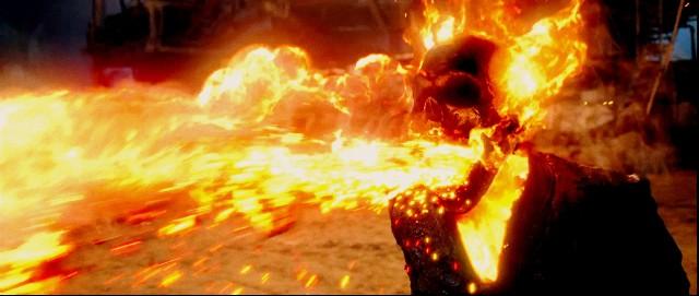 Ghost Rider 2 38 - Hayalet S�r�c� 2: �ntikam Ate�i (Ghost Rider: Spirit of Vengeance)