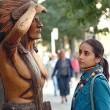 Indián a Sestricka Resimleri