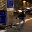 Man Push Cart Resimleri