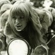 Motosikletli Kız Resimleri